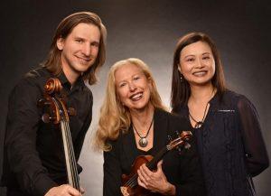 photo New World Trio concert