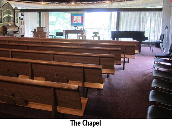Renting Space At The Meeting House